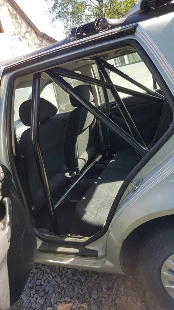 Rollbar VW Golf IV - GRUBYGARAGE - Sklep Tuningowy